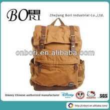 Custom fancy backpack bags manufacturer goat skin bag