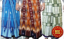 Sarung or Sarong Excellent Quality of Islamic Men's Clothing Original Indonesia