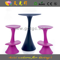 Deluxe Plastic High Chair furniture, high stool plastic