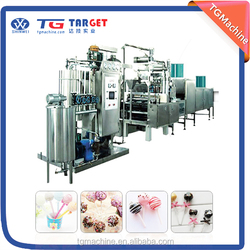 Export quality products lollipop wrapping machine products imported from china