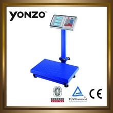 LED display digital weighing platform scale /weight balance(YZ-802 fold)