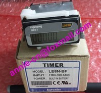LE8N-BF 100% New and original AUTONICS Counter/timer, Small LCD timer