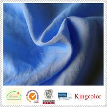 slub tencel cotton fabric for garments ,pants ,T-shirt