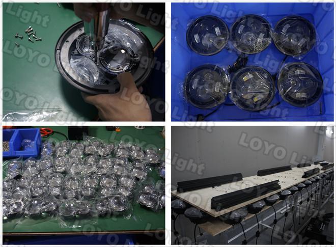 Headlight factory pic