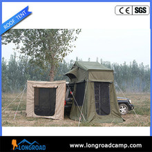 car camping camping equipment roof top awning tent soft tent