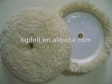 Woolen buffing Pads for car beauty