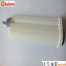 600ml 1:1 2:1 dual dispensing cartridge barrel for sealants,epoxy AB glue cartridge glue gun/AB barrel