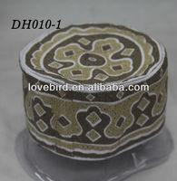 High Quality Muslim religious arabic hat