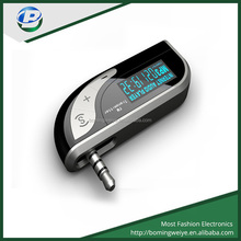 Stereo Wireless FM Transmitter For Car MP3 Player