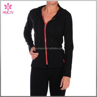 OEM Service Women Gym Fitness Strength Hoodies Hot Sale Sports Clothing