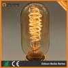 E26 40w edison bulbs tubal shape T45/T135/T185 edison lamp