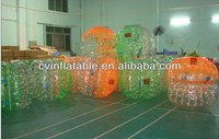 human inflatable bumper bubble ball,bubble ball for football