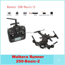 Walkera Runner 250 Cross Drone simple training set Runner 250-Basic-2,Carbon fiber structure feature durable performance.