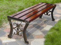 good quality/cheap price easy install outdoor wpc bench/chair