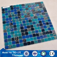 luxury swimming pool mosaic for building interior design materials price