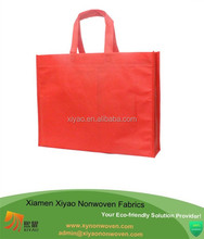 heavy duty non-woven grocery ladies shopping convention tote bag
