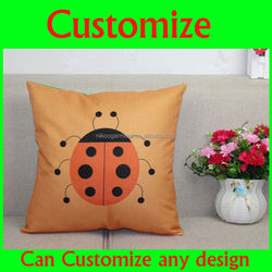 Ethnic Stripe Canvas Square Toss Pillowcase Cushion Cover Handmade Throw Pillow Case with Hidden Zipper Closure 16 X 16 Inches