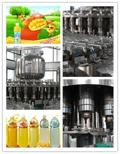 small bottle filling and capping machine/beverages liquid filling machine