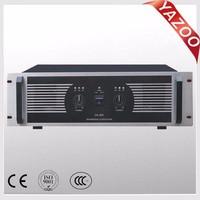 YAZOO DA-600 300W*2 professional power amplifier with superior quality