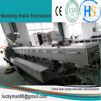 Floating Fish Feed Pellet Making Machine/ Pet Food Twin Screw Extruder
