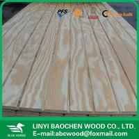 slot pine plywood/Marine Plywood