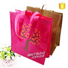 New products eco friendly promotional non woven shopping bag fashionable