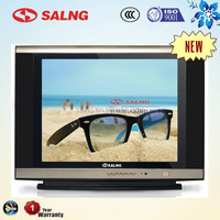 21'' color picture tube pure flat crt tv made in guangzhou china for middle asia