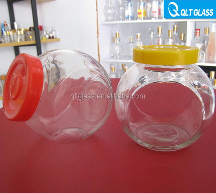 classic unique glass baby food jars wholesale flat drum bottle. Black Bedroom Furniture Sets. Home Design Ideas