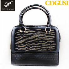 Factory custom manufacturer bling texture handbags