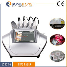 Popular Diod Lazer/Diode Laser Fat Loss Slimming Machine