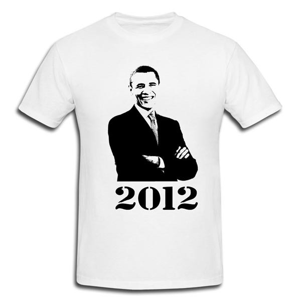 Wholesale custom printing cheap customised election for Cheap customised t shirts