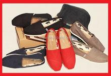 women canvas classics shoes unisex casual slip-on shoes 2015