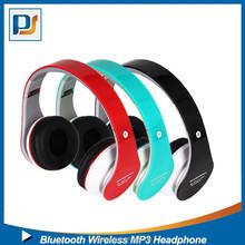 Portable foldable bluetooth headphone headset wholesale