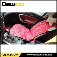 auto pet dog car rear car seat cover for suv
