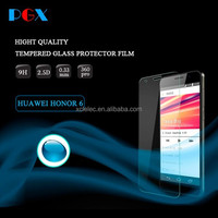 Laptop 0.15-0.3mm lcd Tempered Glass Screen Protector For Huawei P6