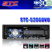 Best Selling High Quality 1 Din Car DVD STC-5206