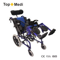 Rehabilitation Therapy Supplies Stock Available Aluminum Chair Frame TAW958LBCGPY CP Wheelchair