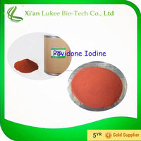 High Purity PVP-Iodine PVP-Iodine/Povidone iodine with best price