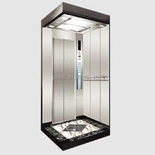 JSSA Brand 450kg Passenger Elevator, Gearless Traction Machine