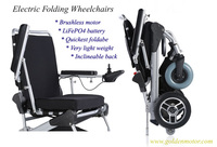 e-Throne electric wheelchairs for disabled/handicapped equipment power wheelchair/economic power wheelchairs 8',10'',12''
