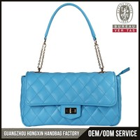 2015 Top selling woman china cheap leather guangzhou handbag market