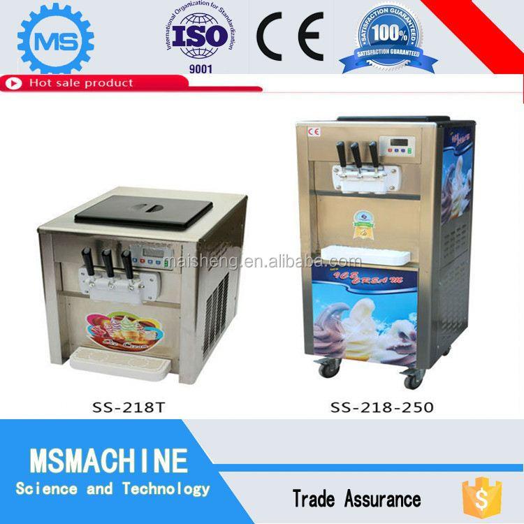 coldelite ice cream machine manual