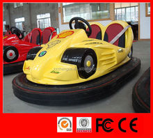 Beautiful cheap price amusement park bumper cars for kids and adults for sell
