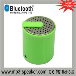 MPS-313 new round bluetooth speaker wireless subwoofer