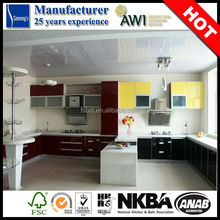 SK148 American high quality discontinued kitchen cabinets mate fitting made in china cheap