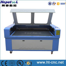 ISO ,CE certificated wood Fabric laser engraving machine for guns