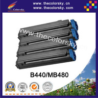 (CS-OB440L) Print top premium toner cartridge for OKI MB460 MB470 MB480 43979102 43979101 (3.5k pages)