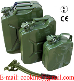NATO Jerry Cans with Lock