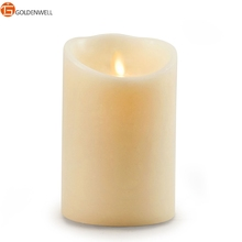 Flameless Flicker Led Moving Flame Candle