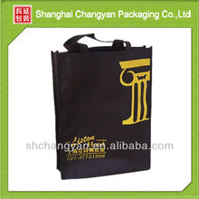 non woven shopping handle bag manufacturer (NW-3235)